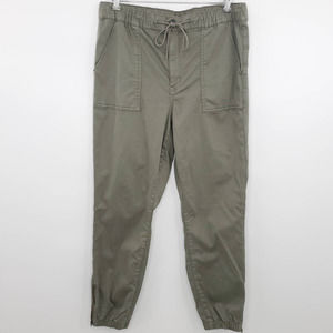 American Eagle Drawstring Super Stretch Pants